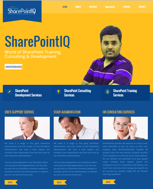SharePoint Training Institute